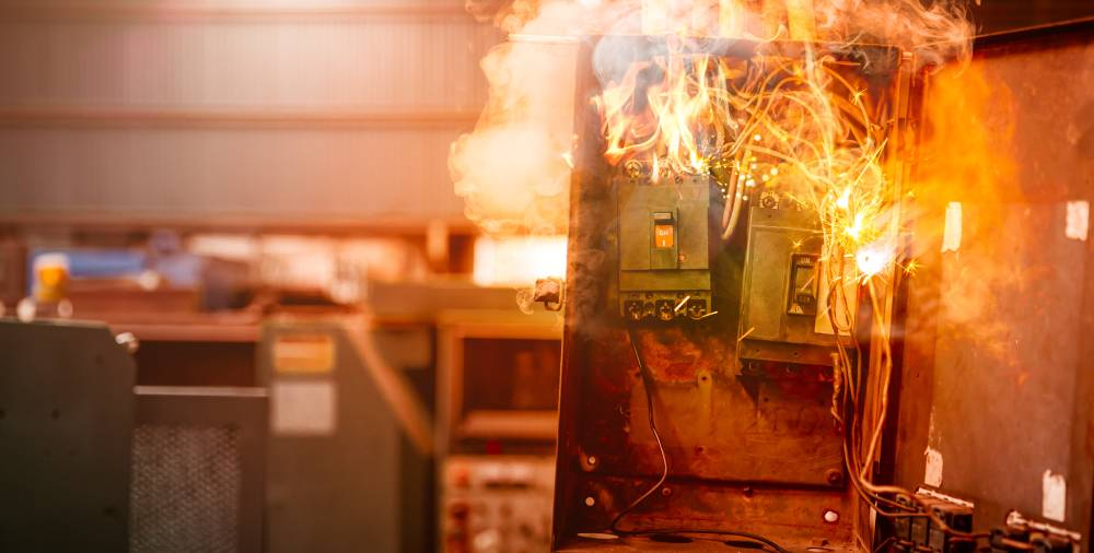 Electrical Fire Causes