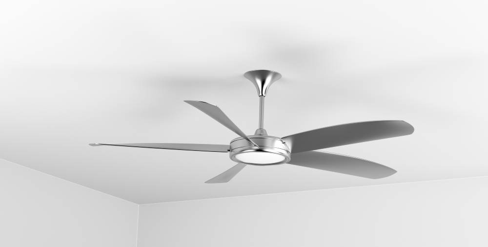 Installing a Ceiling Fan Where No Fixture Exists: Here's How To Go About It