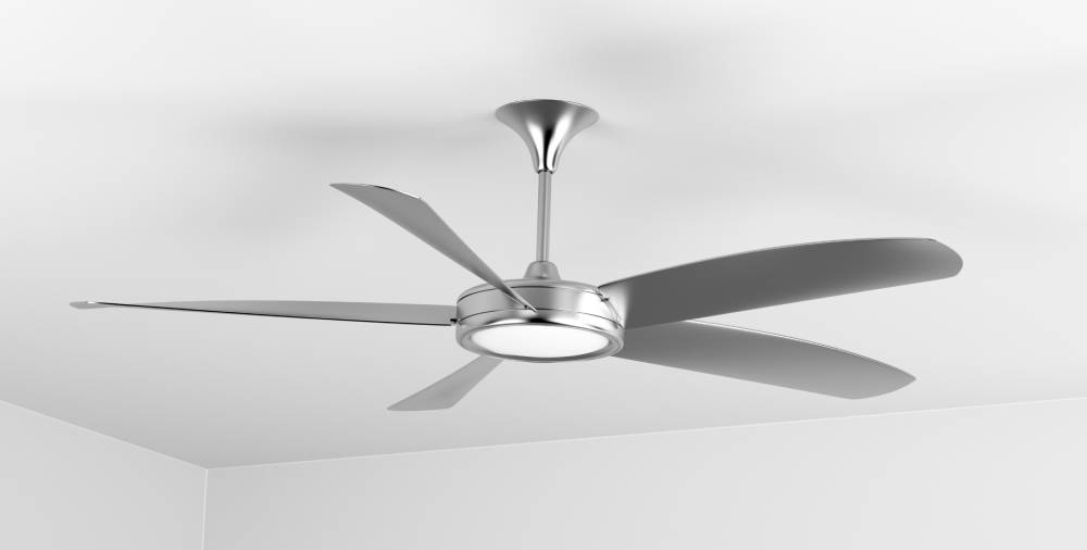 How to Install a Ceiling Fan Without Existing Wiring